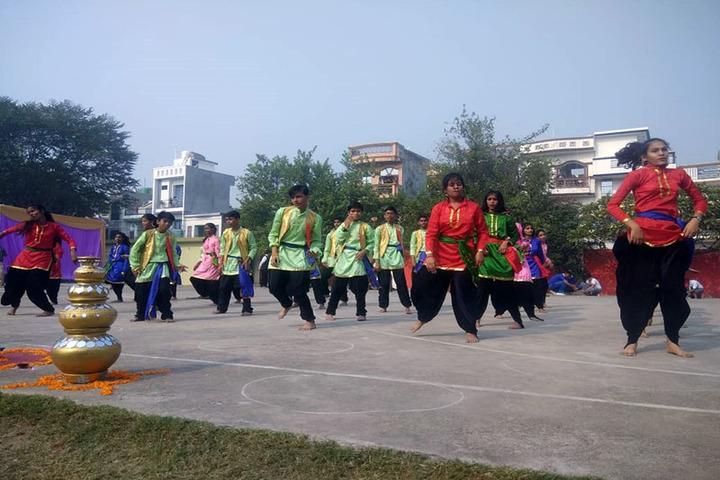 Bright Way College-Folk Dance