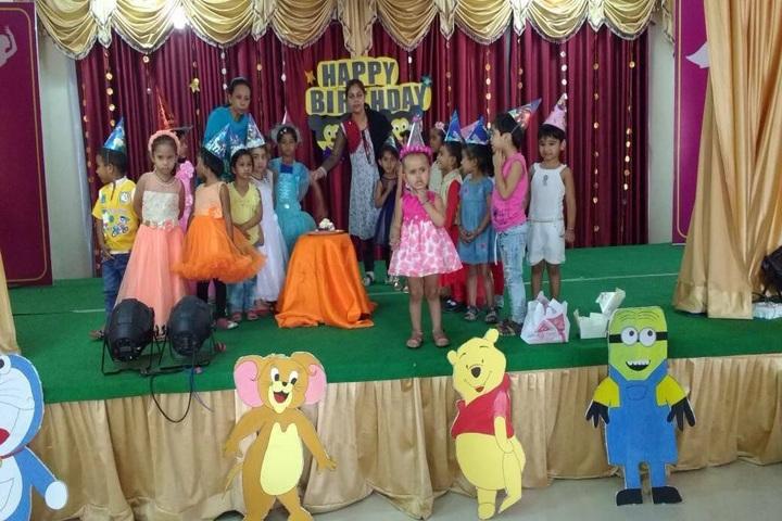 Brightland School-Mickey Mouse Birthday