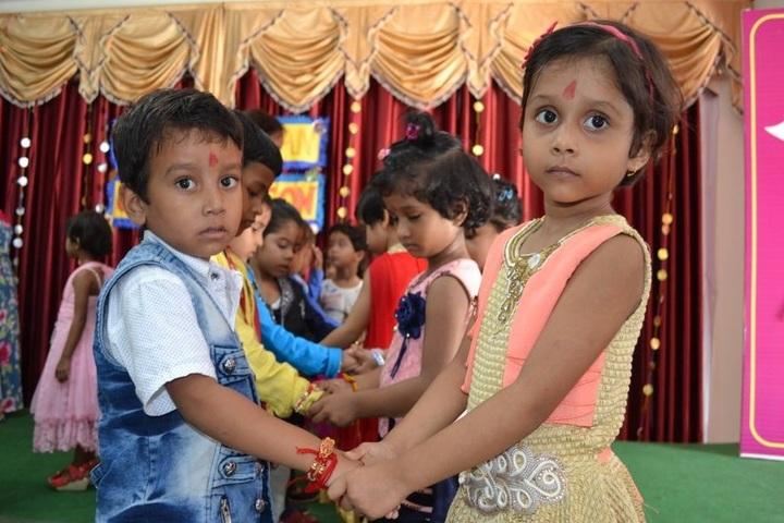 Brightland School-Rakshabandhan
