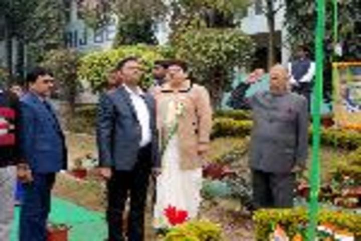 Brij Behari Sahai Vidya Mandir-Republic Day
