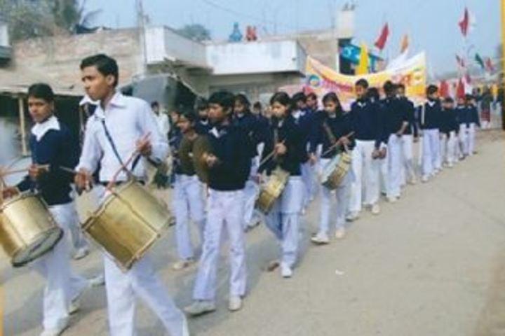Saraswati Vidya Mandir Bihariganj-School Band