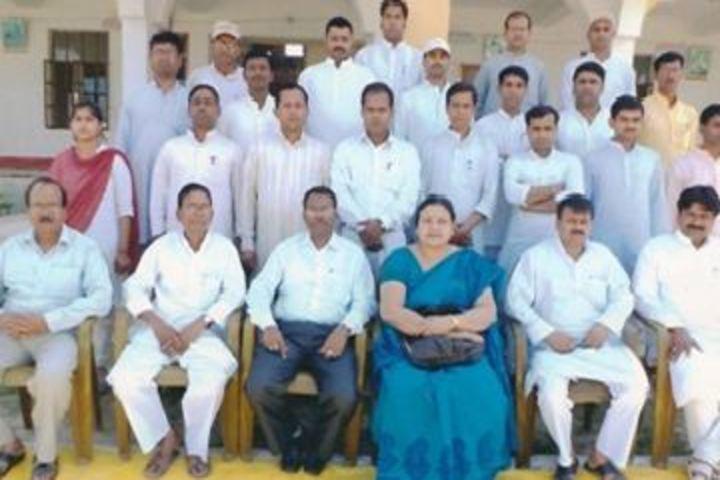 Saraswati Vidya Mandir Bihariganj-Staff