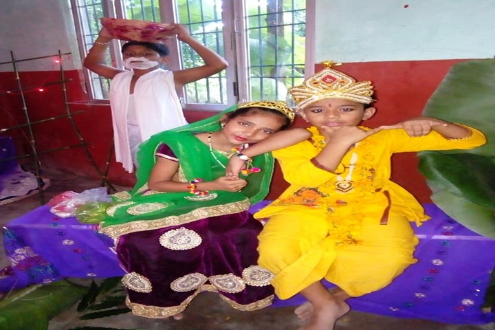 Brij Bhushan Memorial English Academy-Janmastami