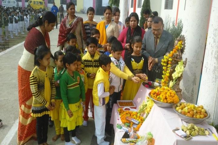 Brij Kunwar Devi Aldrich Public School-Event