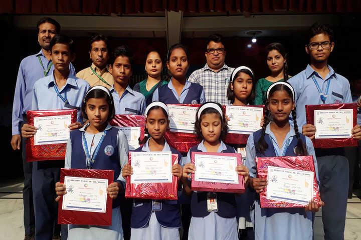 Brilliant Public School-Awards