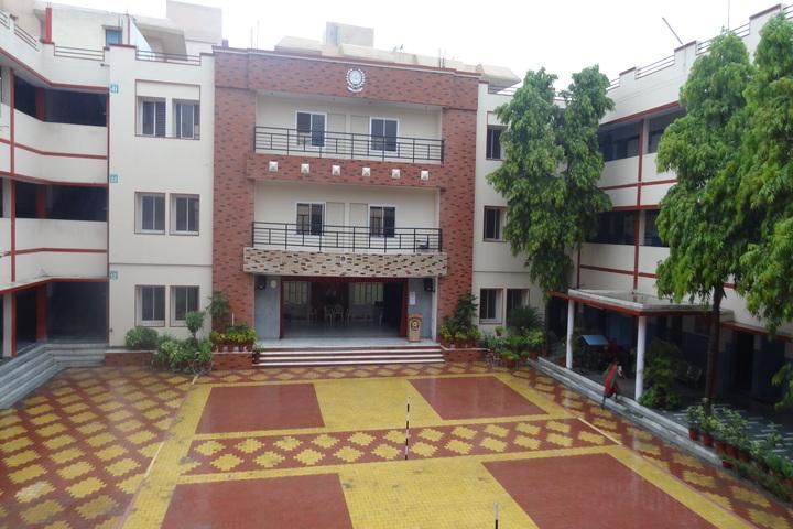 Brilliant Public School-Campus