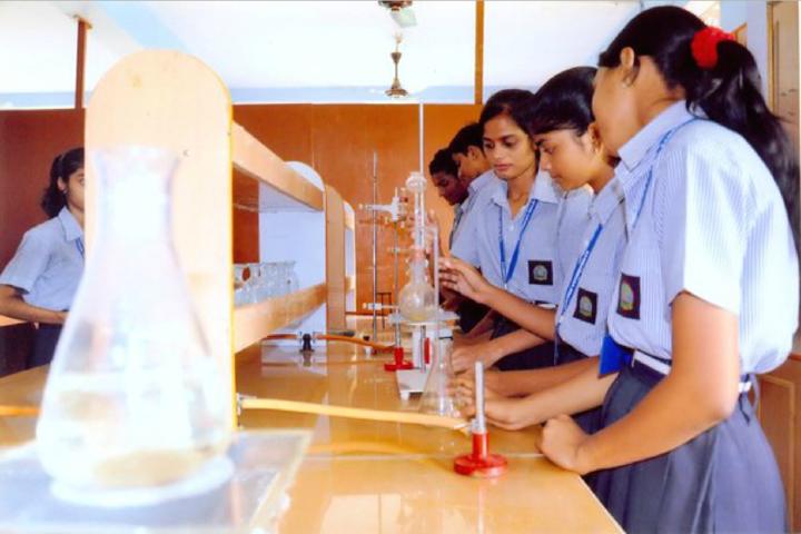 Brilliant Public School-Chemistry Lab