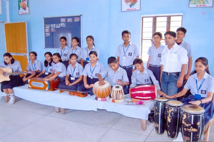 Brilliant Public School-Music Room