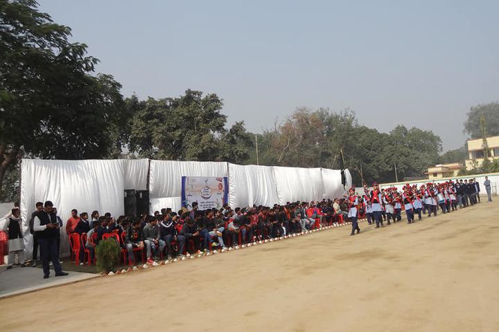 Brilliant Public School-Sports Day