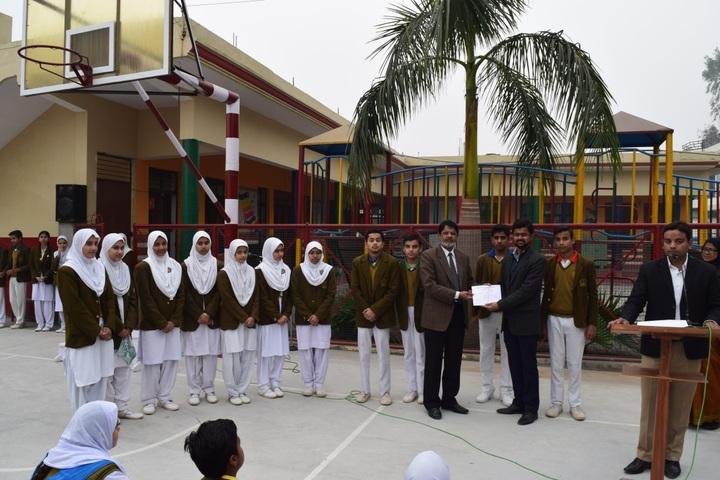 Brownwood Public School-Achievements