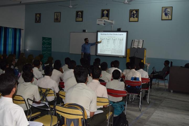Brownwood Public School-Smart Class