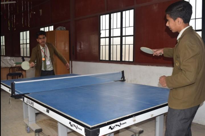 Brownwood Public School-Table Tennis