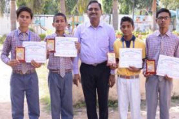 BSS Public School-Achievements