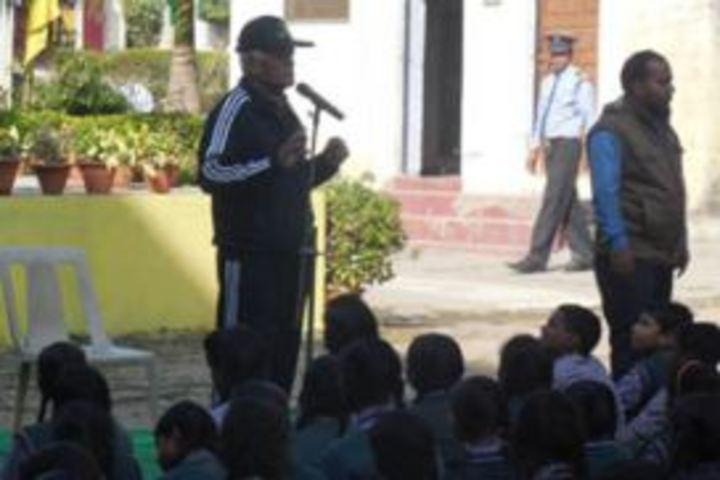 BSS Public School-Coach Speech