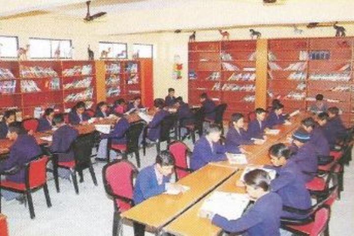 BSS Public School-Library