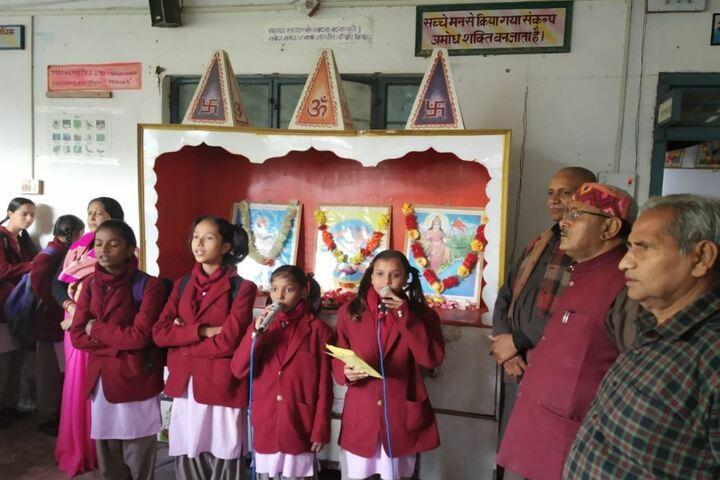 Saraswati Vidya Mandir-Group Song
