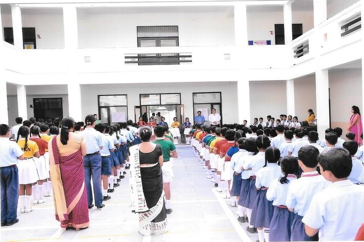 C H S Education Centre-Assembly