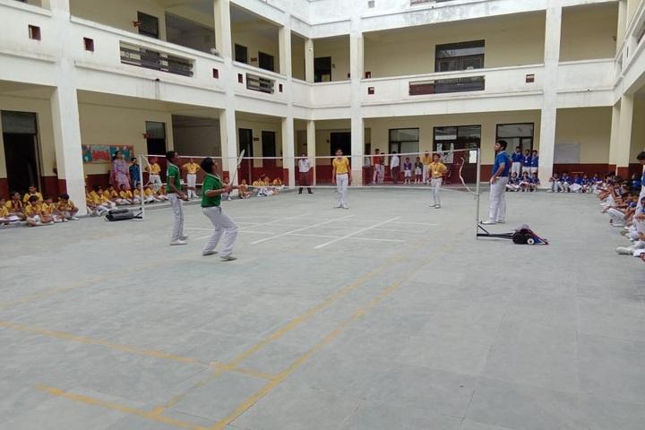 C H S Education Centre-Badminton