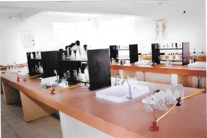 C H S Education Centre-Chemistry Lab