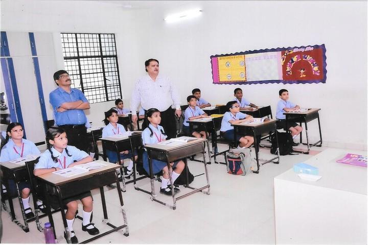 C H S Education Centre-Class Room