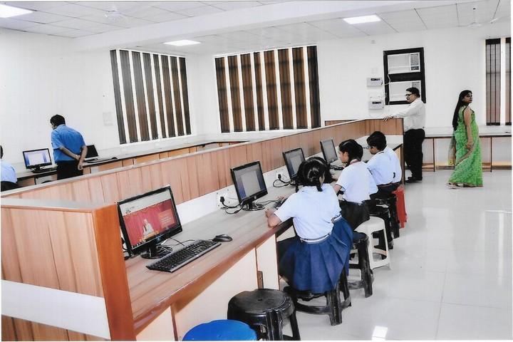 C H S Education Centre-Computer Lab
