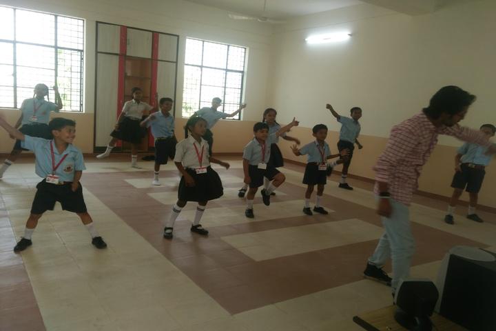 C H S Education Centre-Dance Room