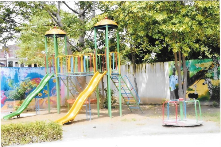 C H S Education Centre-Play Area