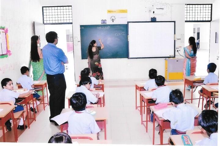 C H S Education Centre-Smart Class