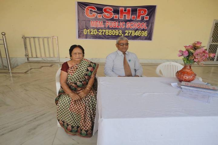 C S H P Memorial Public School-Events