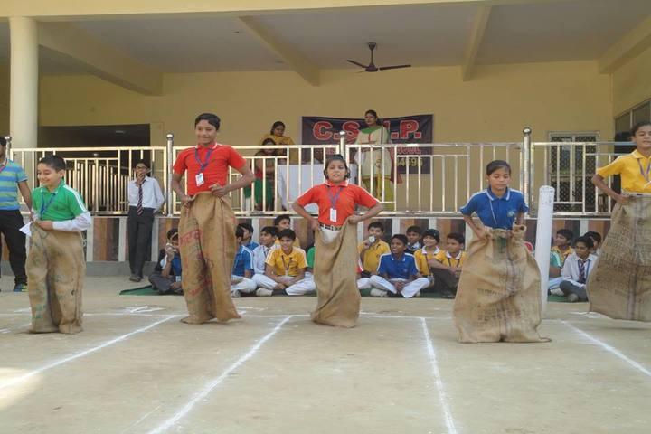 C S H P Memorial Public School-Sports Activity