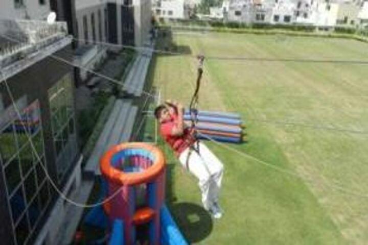 C L Gupta World School-Adventure Camp