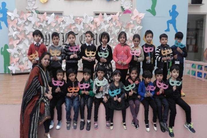 C L Gupta World School-Black Day