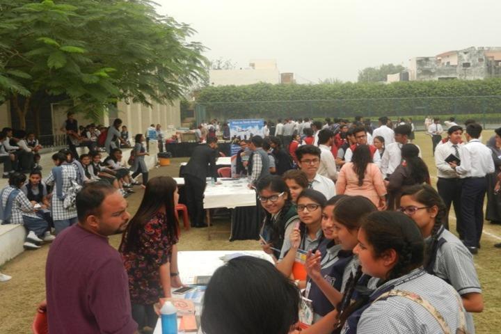 C L Gupta World School-Careers Fair