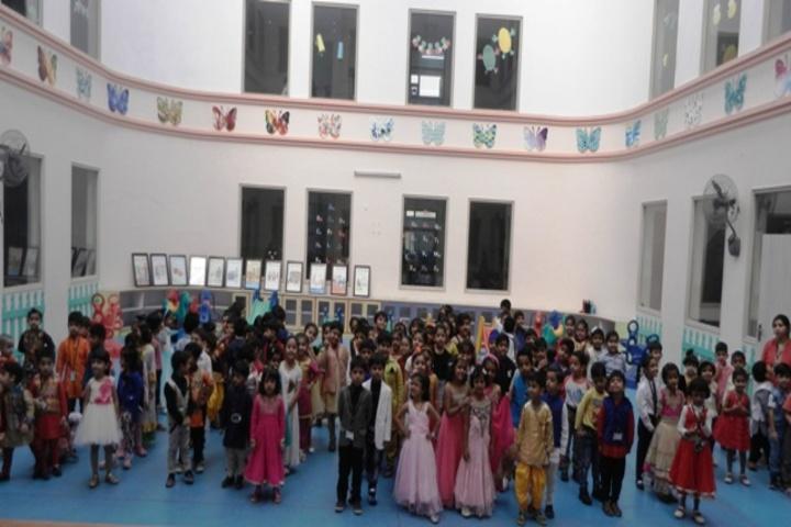 C L Gupta World School-Diwali Celebrations