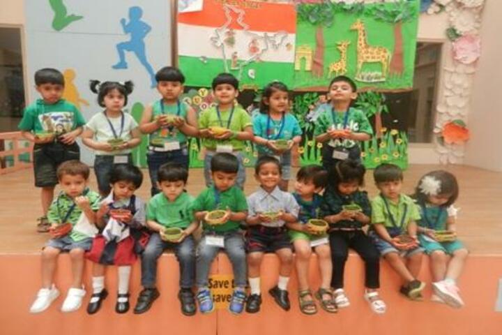 C L Gupta World School-Earth Day