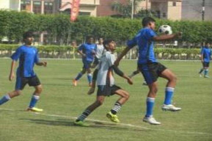 C L Gupta World School-Foot Ball