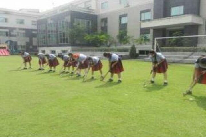 C L Gupta World School-Hockey