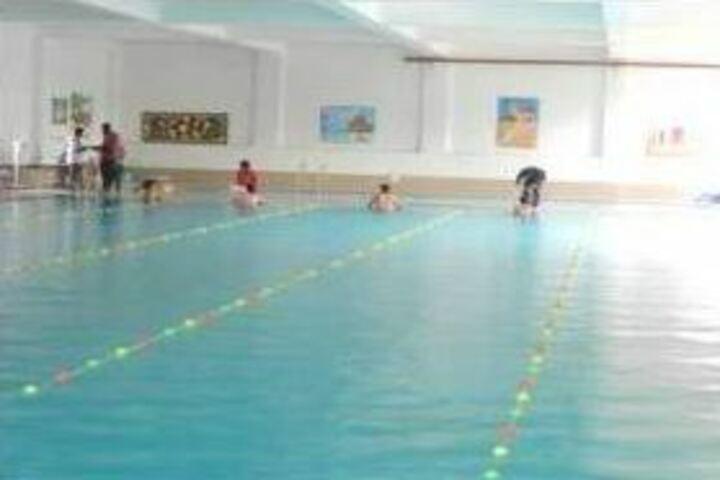 C L Gupta World School-Swimming Pool