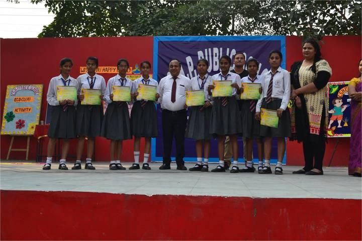 C S H P Public School-Achievements