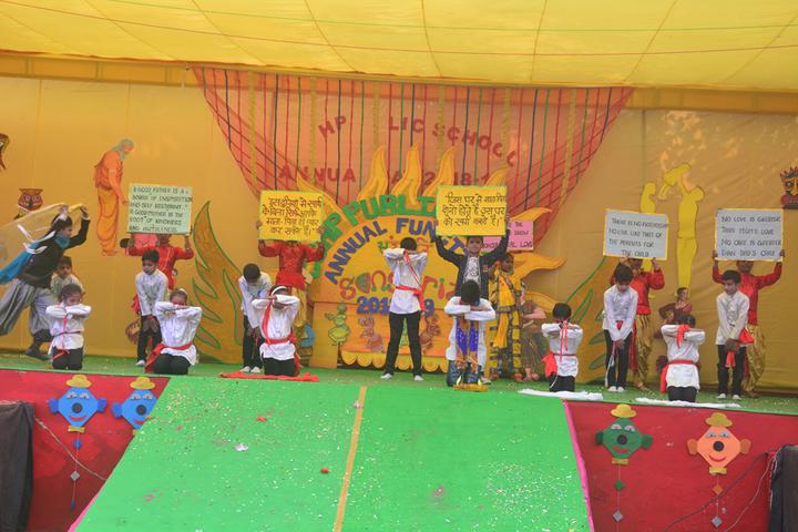 C S H P Public School-Annual Day