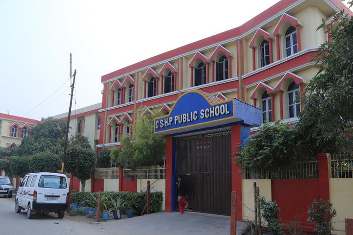 C S H P Public School-Campus