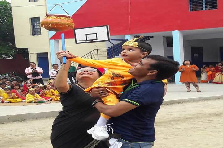 C S H P Public School-Krishna Jayanthi