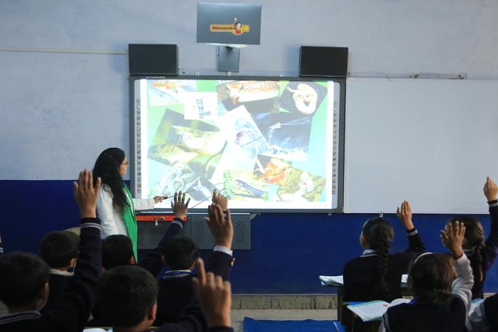 C S H P Public School-Smart Class