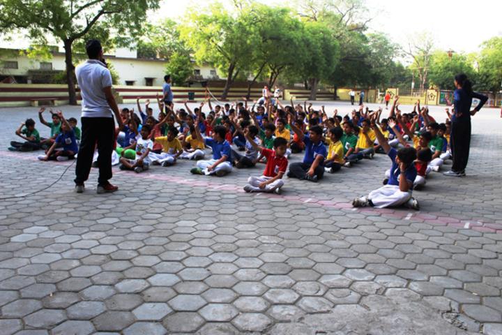 C K C Academy-Morning Assembly