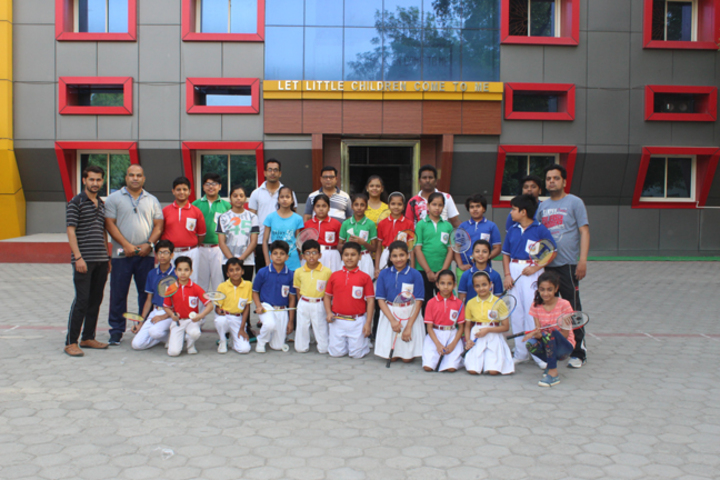 C K C Academy-Badminton