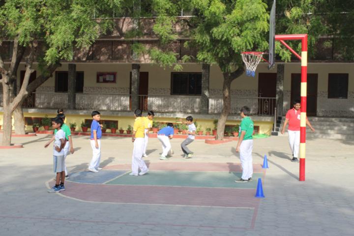 C K C Academy-Basket Ball