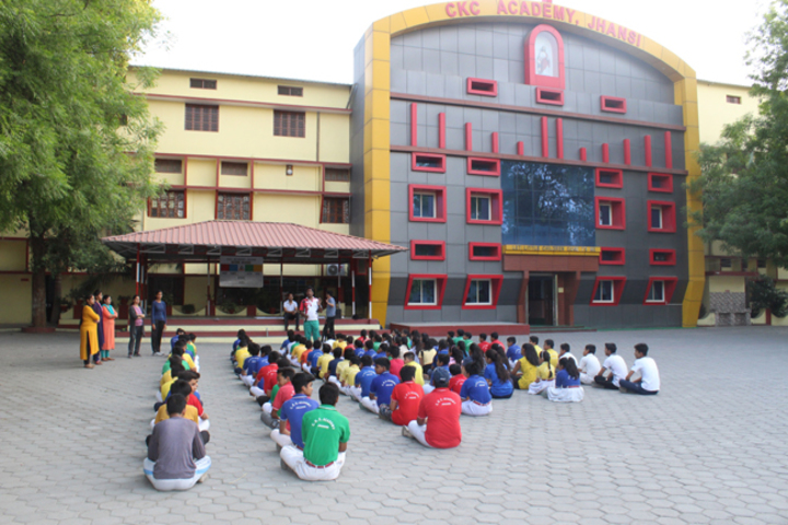 C K C Academy-Play Ground