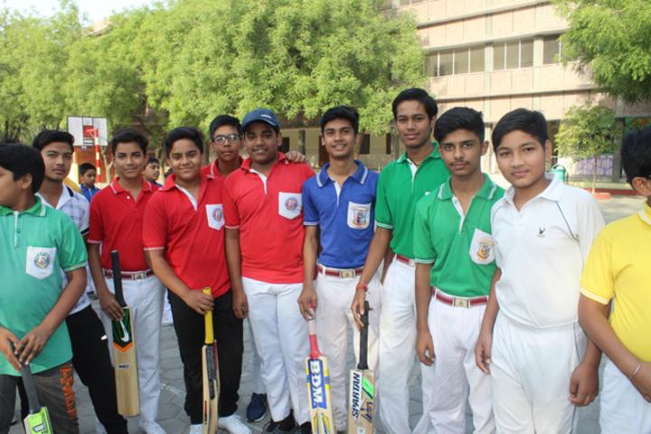 C K C Academy-Cricket Team