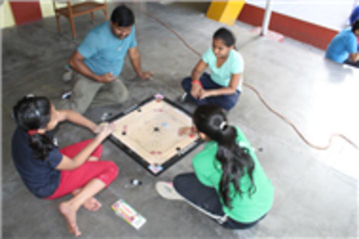 C K C Academy-Indoor Games