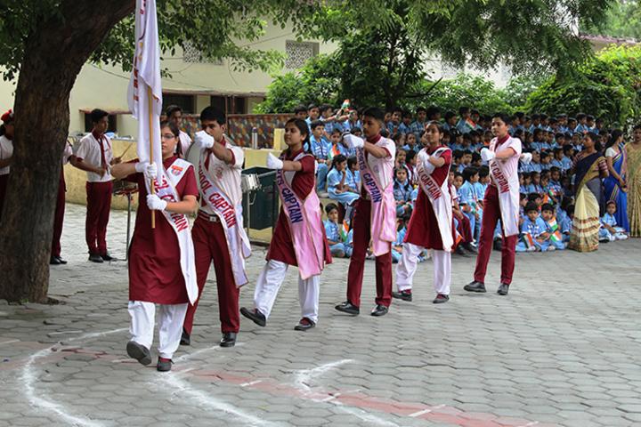 C K C Academy-Sports Day